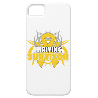 Thriving Childhood Cancer Survivor iPhone 5 Cover