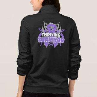 Thriving Hodgkins Lymphoma Survivor Shirt