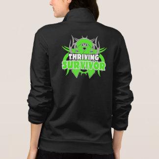 Thriving Lymphoma Survivor T-shirts