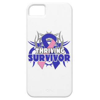 Thriving Male Breast Cancer Survivor iPhone 5 Covers