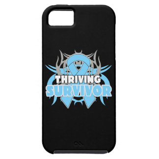 Thriving Prostate Cancer Survivor iPhone 5 Case