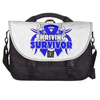 Thriving Rectal Cancer Survivor Commuter Bag