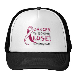 Throat Cancer is Gonna Lose Trucker Hat