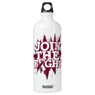 Throat Cancer Join The Fight SIGG Traveler 1.0L Water Bottle