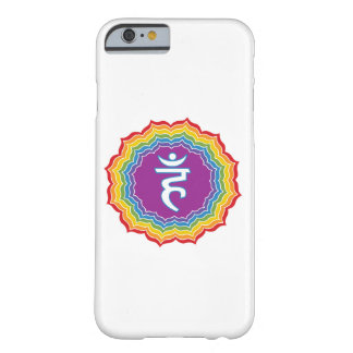 Throat chakra barely there iPhone 6 case