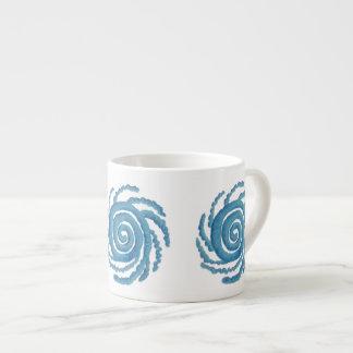 Throat Chakra Healing Art #3 Espresso Cup