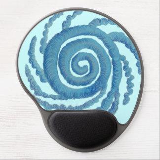 Throat Chakra Healing Art #3 Gel Mouse Pad