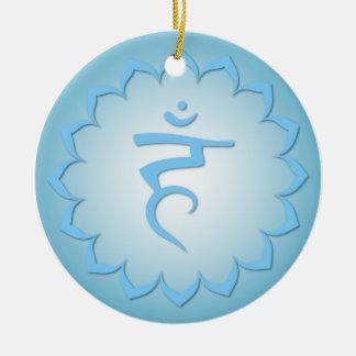 Throat Chakra II Ornament