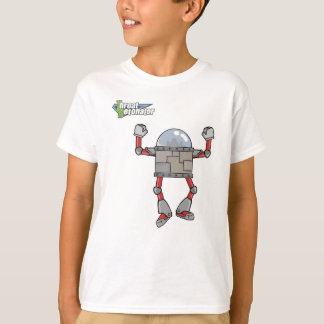 Throat Detonator Robot T-Shirt