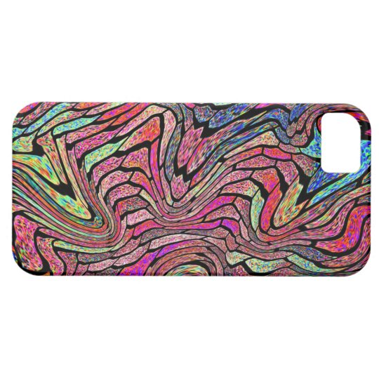 Throb iPhone 5 Case