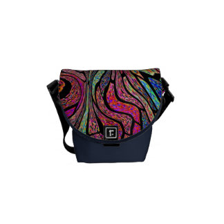 Throb Mini Messenger Bag