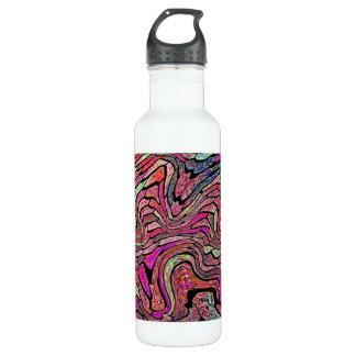 Throb Stainless Steel Water Bottle