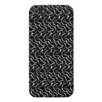 thron fresco de la fantasía de la textura del caba iPhone 5 fundas