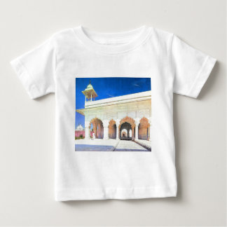 Throne Hall of the Great Mughal Shah Jahan Baby T-Shirt