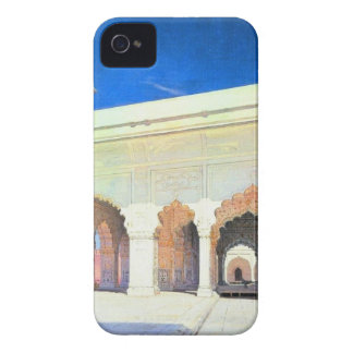 Throne Hall of the Great Mughal Shah Jahan iPhone 4 Cover