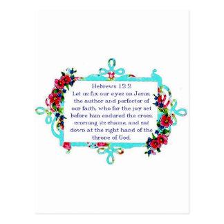 Throne of God Postcard