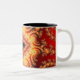 Throne Of Satan - Fractal Mug