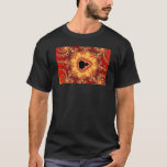 Throne of satan - Fractal T-Shirt