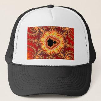 Throne of satan - Fractal Trucker Hat