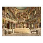 Throne Room, Neuschwanstein Castle, Germany Post Cards