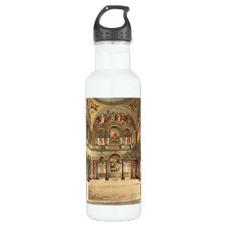 Throne Room, Neuschwanstein Castle, Germany Water Bottle