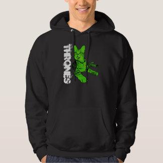 Thrones Green Hoodie (Men)