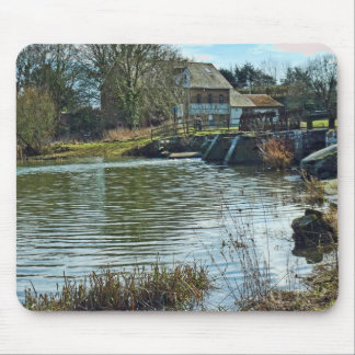 Throop Mill Mouse Pad