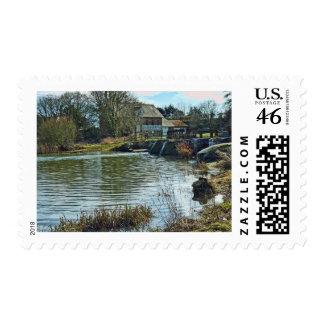 Throop Mill Postage