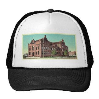 Throop Polytechnic Institute, Pasadena classic Pho Trucker Hats