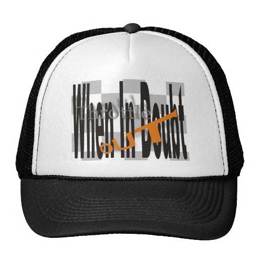 throttle out trucker hat