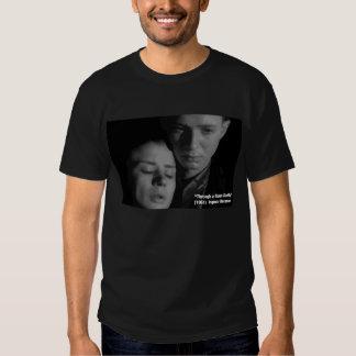 """""""Through a Glass Darkly"""" - Bergman Vectorized T Shirt"""