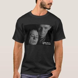 """""""Through a Glass Darkly"""" - Bergman Vectorized T-Shirt"""