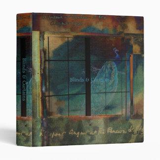 Through a Glass Darkly Binder