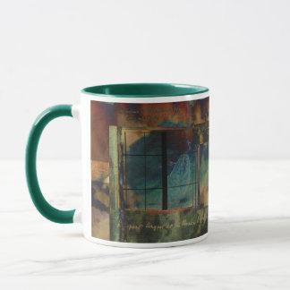 Through a Glass Darkly Mug