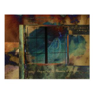 Through a Glass Darkly Postcard