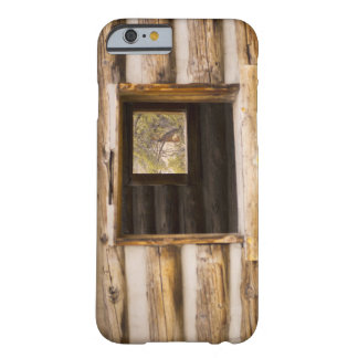 Through and Through Cabin Window Barely There iPhone 6 Case