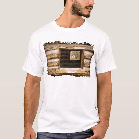 Through and Through Cabin Window T-Shirt