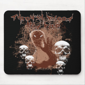 Through Blood and Fire Mouse Pad