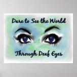 Through Deaf Eyes poster