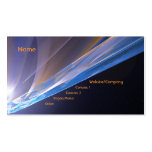 Through Glass Double-Sided Standard Business Cards (Pack Of 100)
