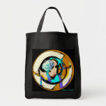 Through Mind's Eye Tote Bags