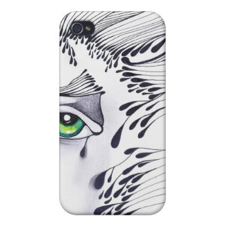 Through my Eyes iPhone 4/4S Cover