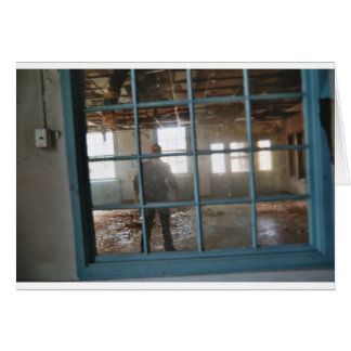 Through the Asylum Window Card
