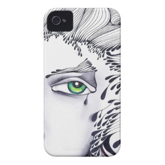 Through the eyes of a Woman iPhone 4 Case