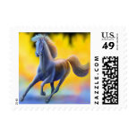 Through the Fire Horse Postage