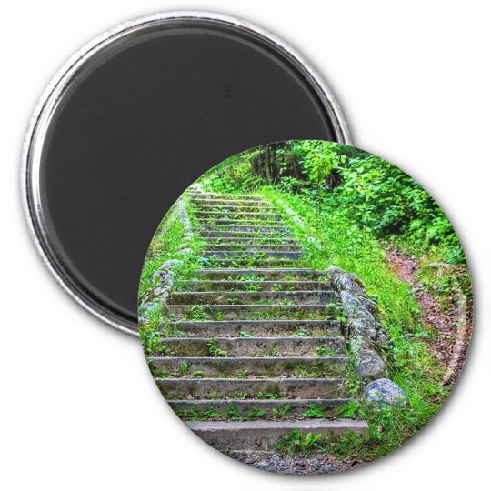 Through the Green Magnet