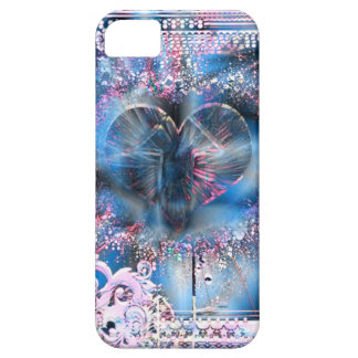 Through The Heart (Christmas Edition 3) iPhone SE/5/5s Case