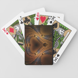 Through the Keyhole Fractal Playing Cards