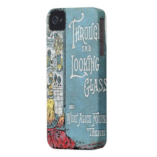 Through the Looking Glass Case-Mate Case iPhone 4 Case-Mate Cases