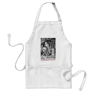 Through The Looking Glass - Design #1 Adult Apron